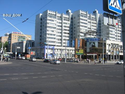 2 комнатная квартира после ремонта в центре Минска на Немиге, срочно - Фото 1