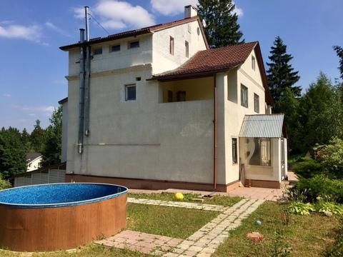 Дом 290 кв.м. со всеми удобствами в пос. Тучково на длительный срок - Фото 4