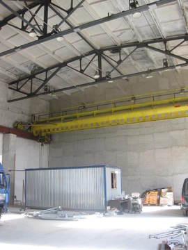 Склад-производство 780м2 + офис 50м2, h-13м в Стрельне - Фото 5