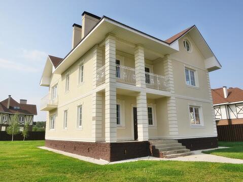 Дом кирпич 350 м2 участок 15,2 сот 27 км Калужское шоссе - Фото 2