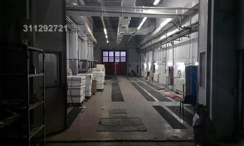 Сдается большое помещение под грузовой или легковой автосервис, произв - Фото 3