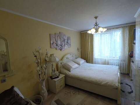 3-х комнатная квартира в районе Красной Пресни - Фото 1