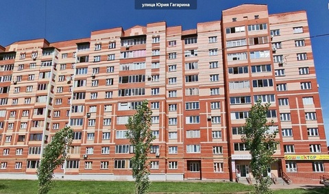 Продается 1-комнатная квартира в Сипайлово, ул. Юрия Гагарина, д. 74 - Фото 1
