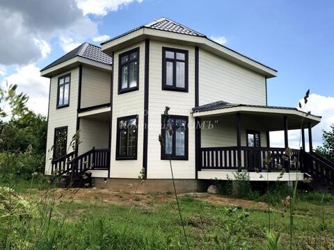 Новый дом для ПМЖ в селе Никитская Слобода, озеро Плещеево - Фото 1