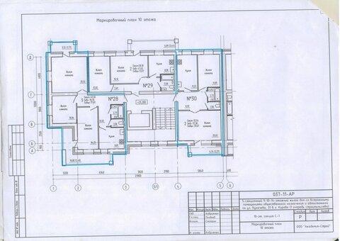 Продажа 2-комнатной квартиры, 59.1 м2, г Киров, Пугачёва, д. 31 - Фото 3