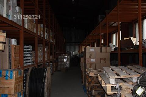 Сдается в аренду холодный склад общей площадью 300 кв.м. Удобные подъе - Фото 1