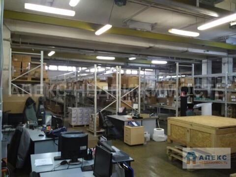 Аренда помещения пл. 202 м2 под склад, производство, , офис и склад м. . - Фото 3
