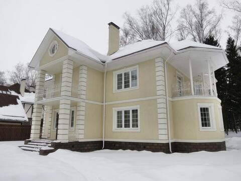 Кирпичный дом 533 м2, Киевское шоссе, 24 км. ИЖС - Фото 2
