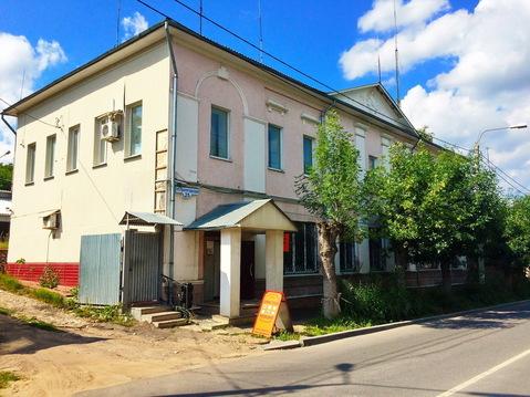 Офисное здание 476 кв.м. в г. Серпухов на ул. Пролетарская - Фото 1