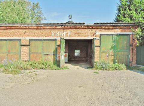 Здание для производственных целей - п. Заокский - Заокский район - Фото 1