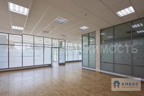 Аренда офиса 240 м2 м. Теплый стан в бизнес-центре класса В в Тёплый . - Фото 4