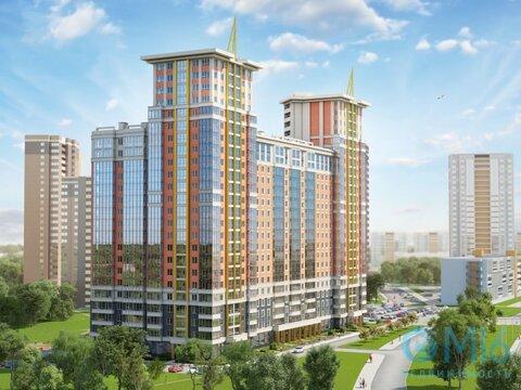 Продажа 2-комнатной квартиры в Калининском районе, 55.78 м2 - Фото 5