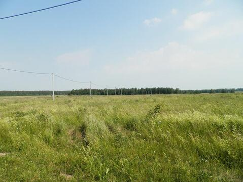 Симоново село участок 14 сотки Заокский район - Фото 3