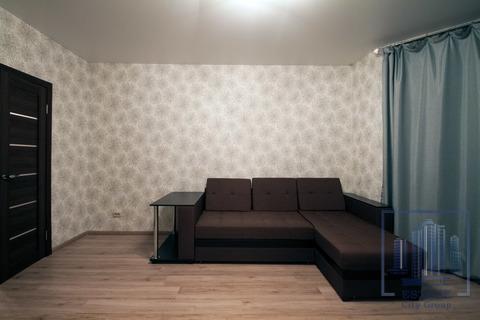1 ком. квартира с новой мебелью и бытовой техникой - Фото 3