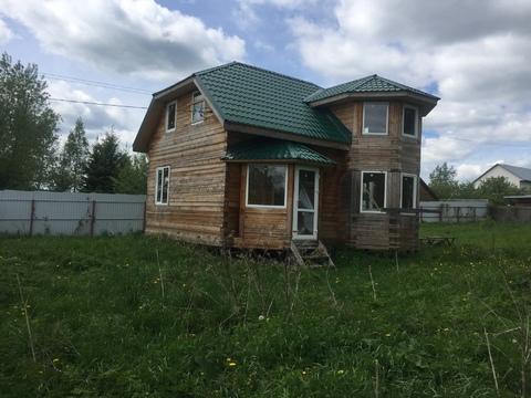 Чернецкое дом 108 кв.м. Москва ИЖС - Фото 1