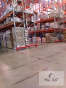Новый склад со стеллажами 7800 кв.м - Фото 2