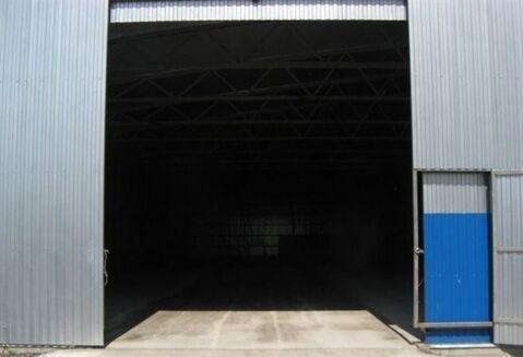 Сдам складское помещение 630 кв.м, м. Проспект Ветеранов - Фото 1