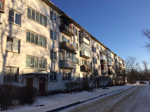 Продаётся двухкомнатная квартира, с. Растуново, ул.Заря, 9 - Фото 1