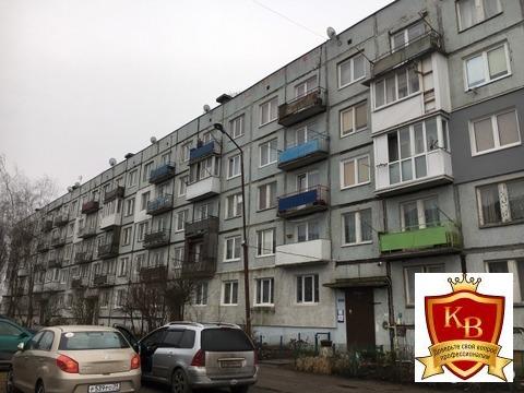 Продаётся однокомнатная квартира в п. Южном,1 Багратионовского р-на - Фото 1