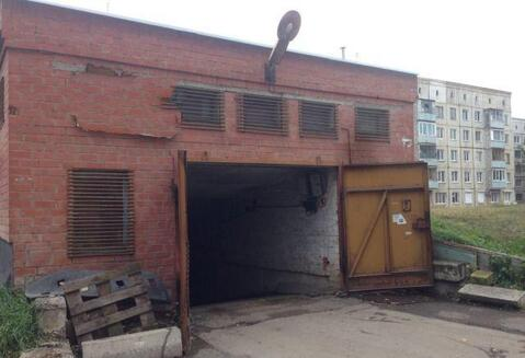 Капитальный гараж в г. Кемерово, Ленинский, б-р Строителей, 28 - Фото 1