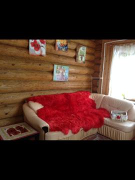 Дом из бревна, Баня, Гараж, Красноармейск - Фото 5