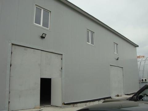 Сдается склад 900 кв.м м.Строгино ул.прошлякова д.2 - Фото 1