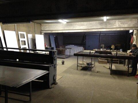 Производственное помещение 850 кв.м. - Фото 5