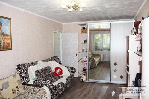 1-комнатная квартира в Волоколамске, 3й этаж, балкон, станция рядом - Фото 3