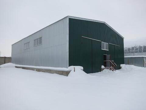 Сдам склад, гараж, ангар неотапливаемый Михайловское ш.(заправкатнк) - Фото 1