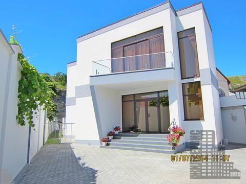 Великолепный дом в стиле хай-тек 500м в центре Крыма (Симферополь) - Фото 1