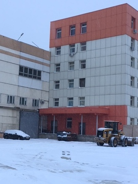 Склад в аренду 1000 м2, м.Кожуховская - Фото 4