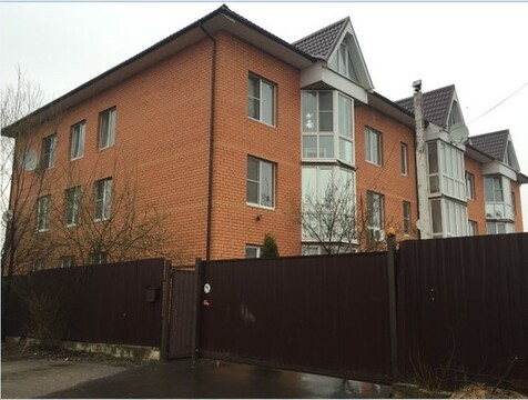 Продам дом 1350м2 на участке 15соток, м.Румянцево 10м.п. - Фото 3