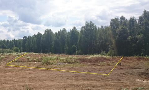 Участок 1,5 га земли промышленности в д. Морозово, 40 км от МКАД - Фото 3