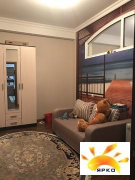 Продажа трехкомнатной квартиры в Гурзуфе с хорошим ремонтом. - Фото 3