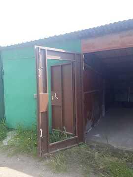 Продается гараж в Реутове в ГСК на