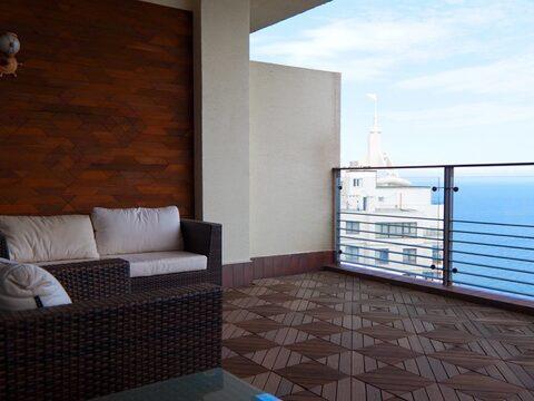 3-х комнатная квартира в Приморском парке с видом на море в Ялте! - Фото 2