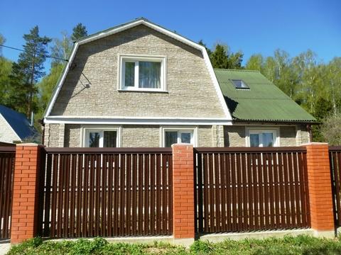Продам тёплый дом с коммуникациями 110 кв.м. около с. Семеновское - Фото 2