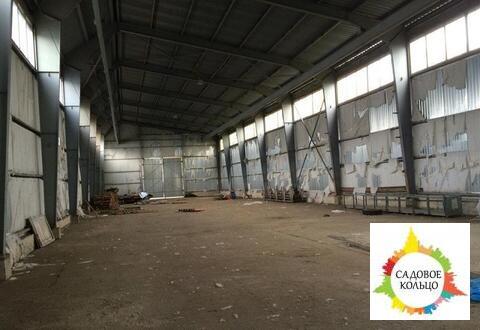 Производственно-складской комплекс (2 здания, электростанция, есть во - Фото 5