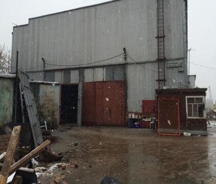 Производственное здание 1657.9 кв.м, м. Хорошово - Фото 1
