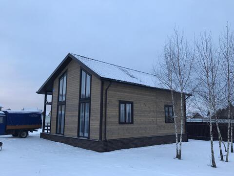 Шикарный дом 140 кв.м. с участком 8 соток в г.Чехов - Фото 2