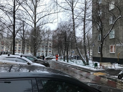 Предлагаю 2-х комн. кв-ру Восточное Бирюлево ул.Педагогическая 6 - Фото 3