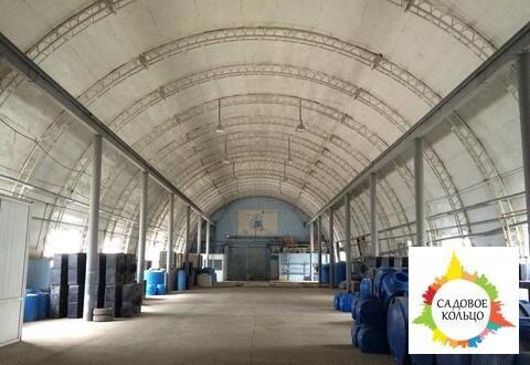 Производственно-складской комплекс (2 здания, электростанция, есть во - Фото 3