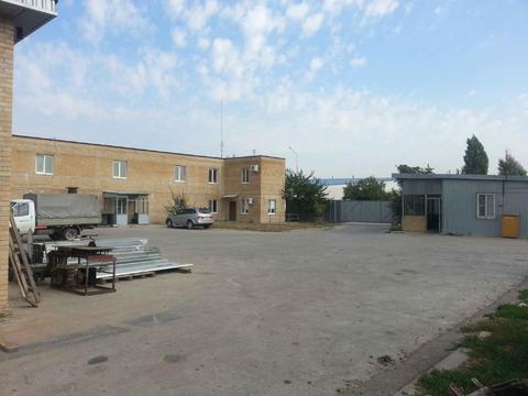 Производственно-складское помещение 850 кв.м. на 20 сотках - Фото 2