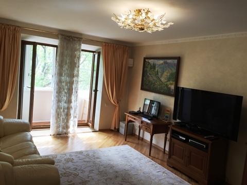 2-х комнатная квартира на Фрунзенской набережной - Фото 1