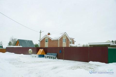 Загородное домовладение в деревне Лазарево. Рядом лес, река. ПМЖ. - Фото 1