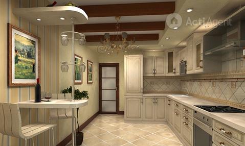 Дизайн проект кухни 20 кв.м