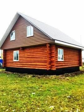 Жилой дом в дер. Покизен-Пурская, Гатчинский р-н - Фото 1