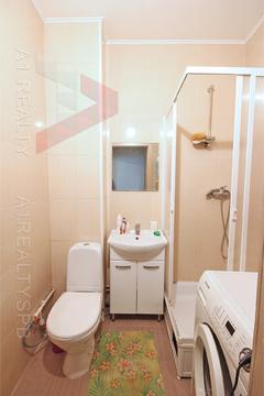 Студия с мебелью и техникой отличный вид из окон 10 этаж - Фото 5