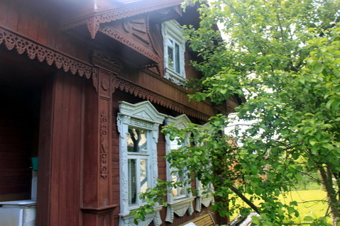 Добротный ухоженный дом из бревна с печным отоплением - Фото 3