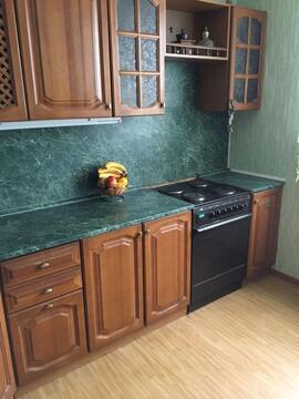 3-х ком квартира м. Алма-Атинская 3 мин. пешком, Братеевская д.18, к 3 - Фото 2
